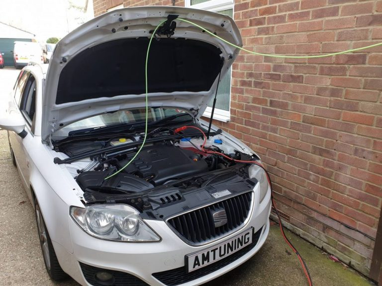 Read more about the article Seat Exeo Remapped in Portsmouth