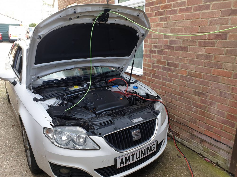 You are currently viewing Seat Exeo Remapped in Portsmouth