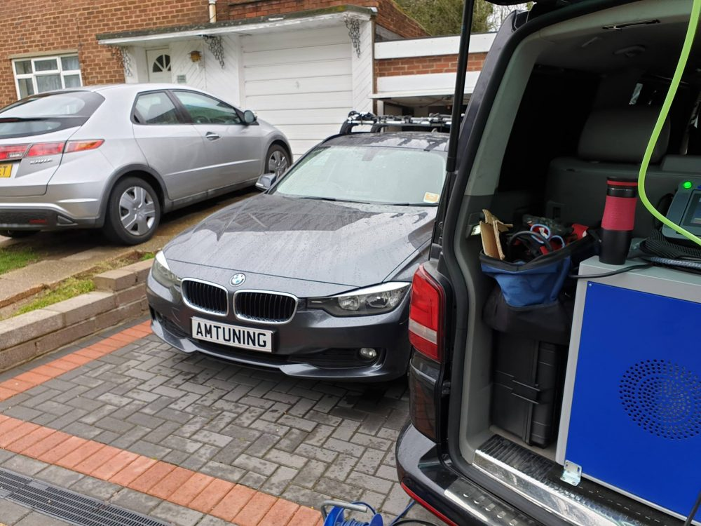 You are currently viewing BMW 320D Remap in Portsmouth