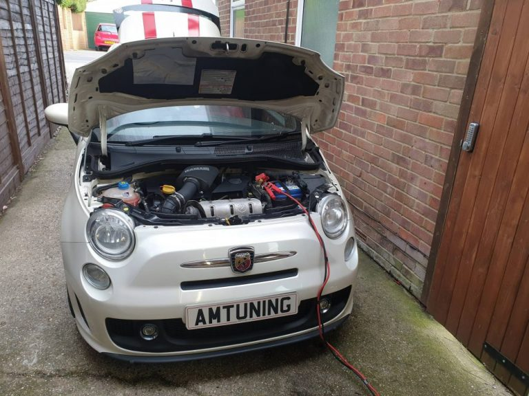 Read more about the article Abarth Stage 2 Remap