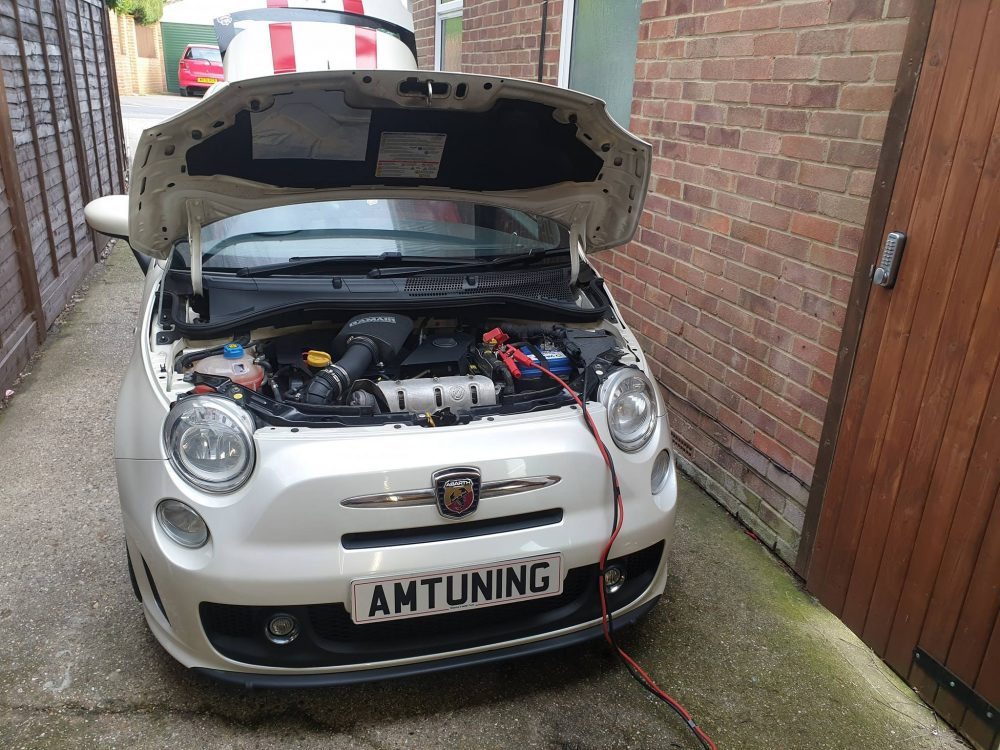 You are currently viewing Abarth Stage 2 Remap
