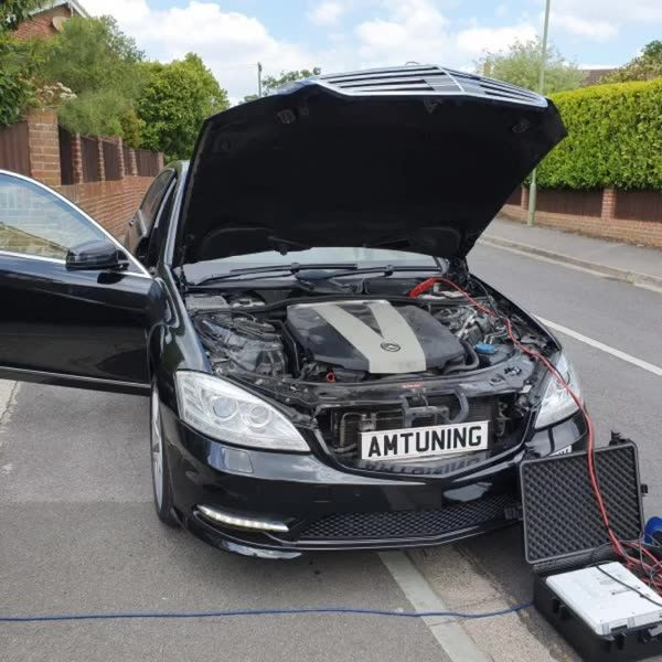 You are currently viewing Mercedes S350d Remapped in Portsmouth