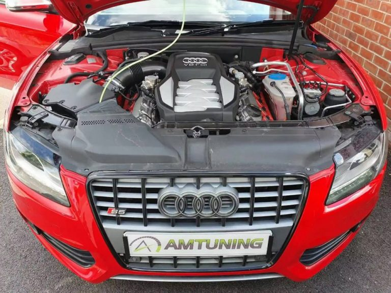 Read more about the article Audi S4 Hydrogen Engine Clean