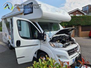 Fiat Camper Van Remapped by AMTuning near Chichester