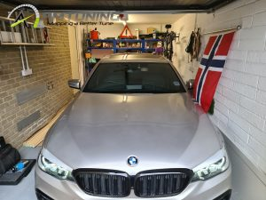 BMW 540i Remapped by AMTuning in Chichester