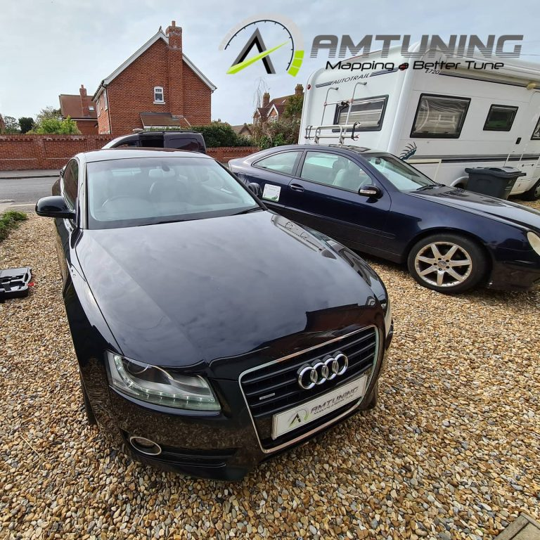 Read more about the article Audi A5 3.0TDI Remapped in Gosport