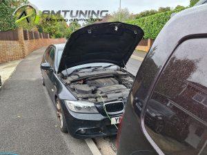 BMW 520 Hydrogen Engine Clean