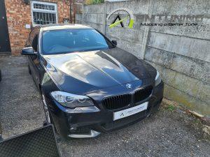 BMW 520d Remapped by AMTuning Ltd