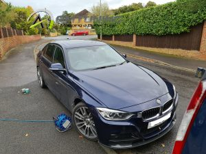 BMW 330D Remapped in Portsmouth