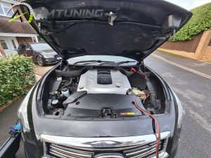 Infiniti QX70 Remapped in Portsmouth