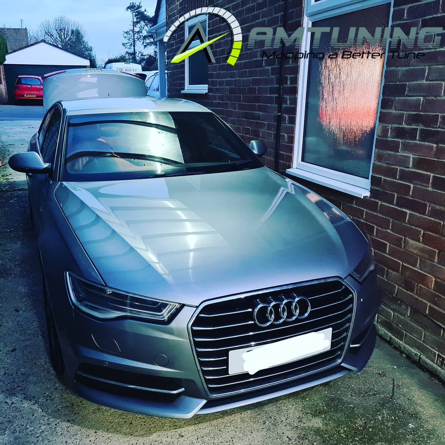 Audi A6 Ultra Remapped in Portsmouth