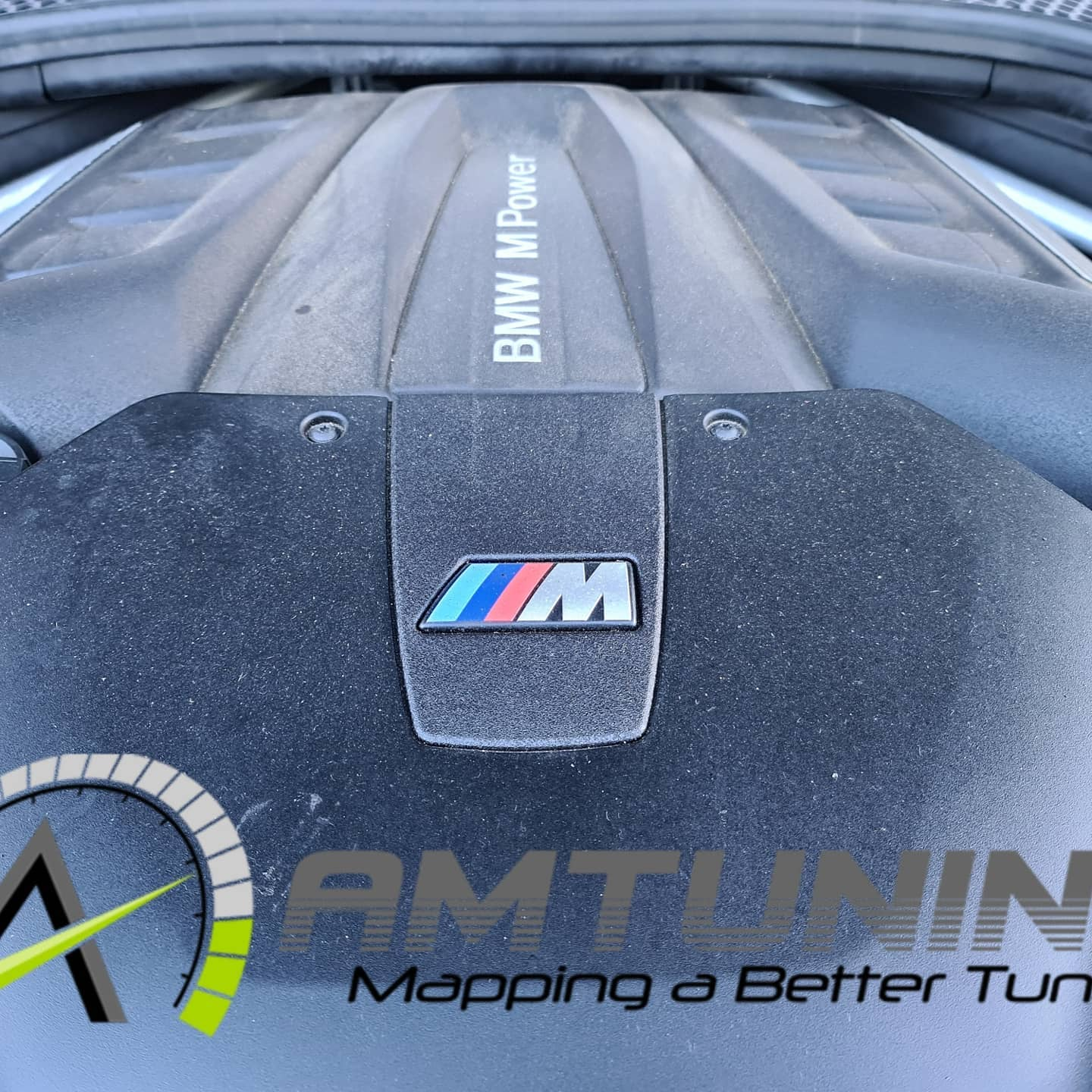 BMW X5M REMAPPED in Hampshire