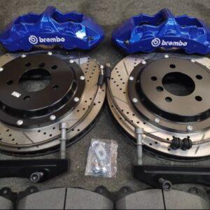 GT6 Front Brake Kit – 365mm – 6 Pot